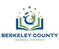 BERKELEY COUNTY SCHOOL DISTRICT LOGO AND HYPERLINK