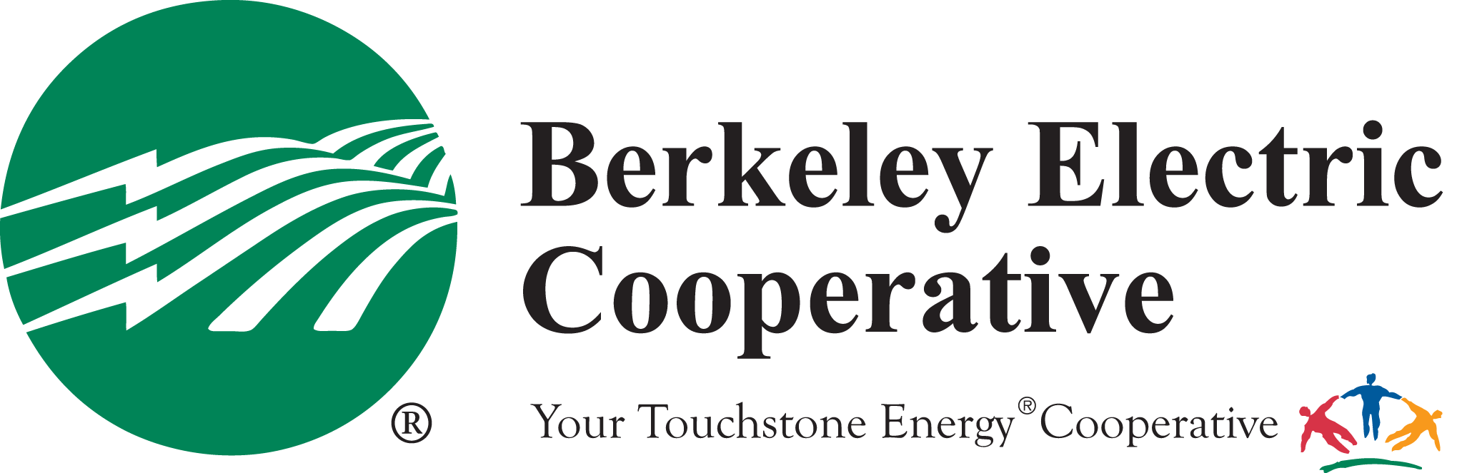 BERKELEY ELECTRIC COOPERATIVE LOGO AND HYPERLINK