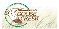 CITY OF GOOSE CREEK LOGO AND HYPERLINK